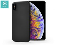 Apple iPhone XS Max hátlap - Devia Ultra-Thin - black